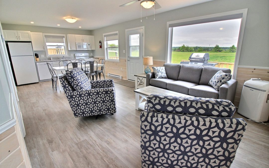 3 Bedroom Executive Cottage